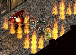 我和我朋友玩传奇游戏的传奇世界梦